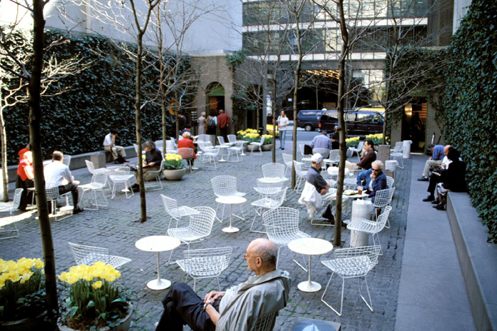 Great Public Spaces of New York