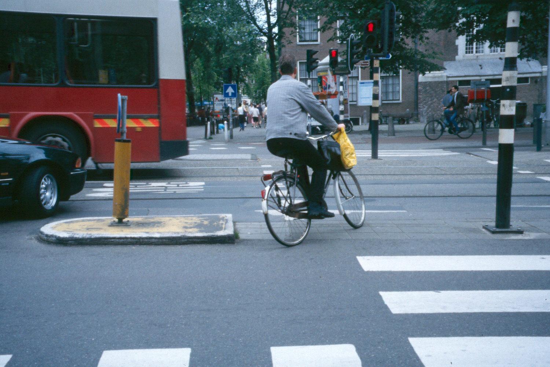 Amsterdam intersection