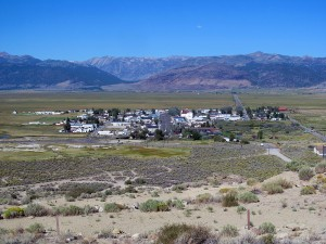 Bridgeport in Mono County