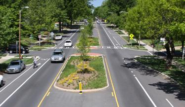 East Boulevard Crossing / Photo: City of Charlotte