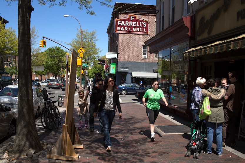 How can you create great streets in your neighborhood? Join us at our training workshop to find out! / Photo: Mark Plotz