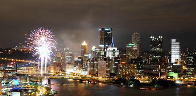 Yes, Pittsburgh pretty much always looks this great / Photo: cory.cousins via Flickr