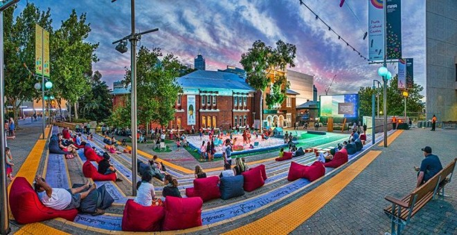 The transformation of Perth's Cultural Centre through Placemaking has been an inspiring model regionally and globally.