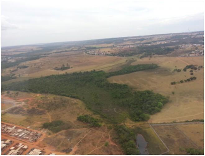 The core of the Fazenda (Farm) Paranoazinho