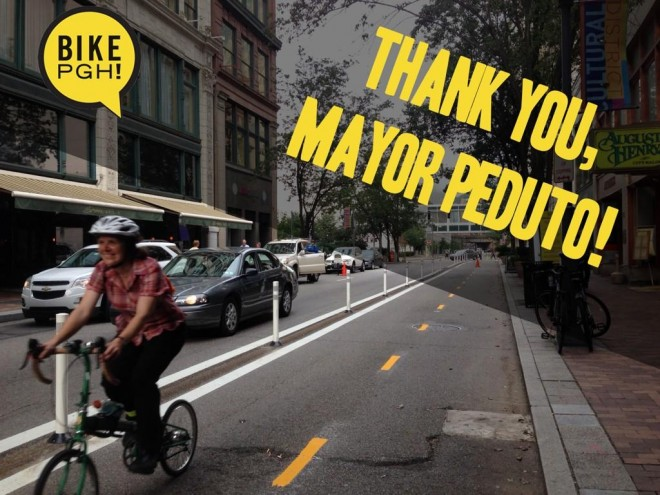 peduto bike pgh thanks