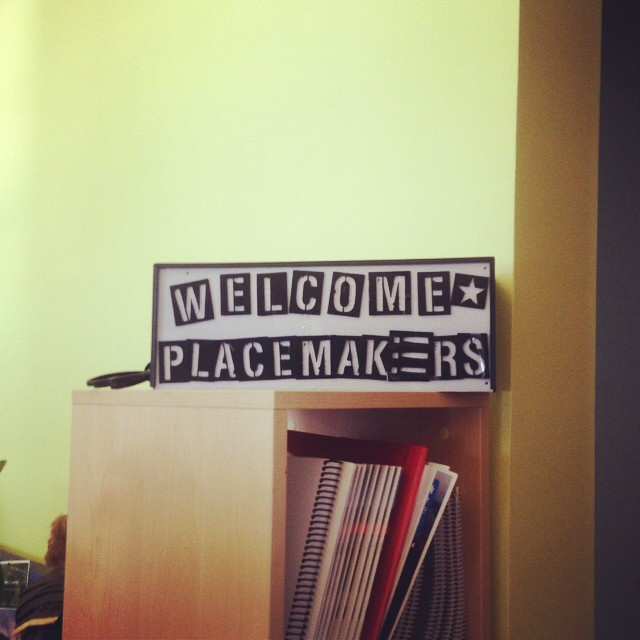 welcome placemakers