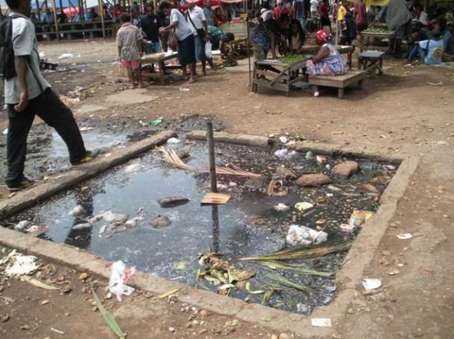 Gerehu Market Grounds 2011