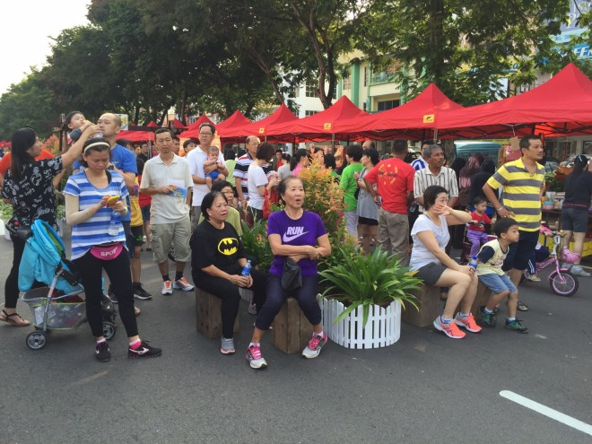 LQC in action at a car free day in Penang, Malaysia | Photo by the Think City Group
